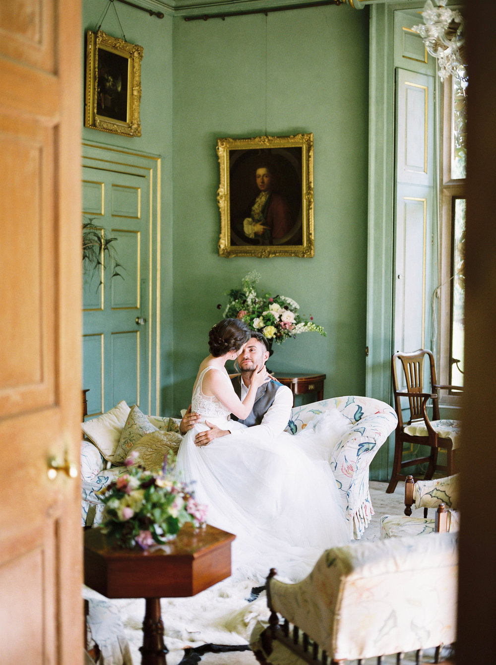 BRIDAL EDITORIAL - DEANS COURT