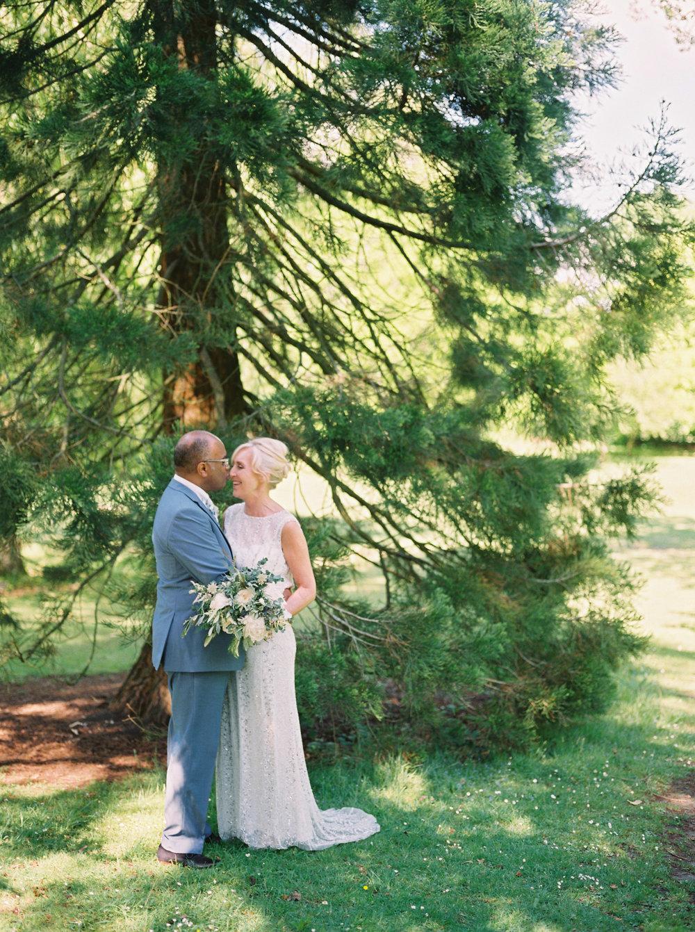ISAAC & SIMONE - DORSET WEDDING