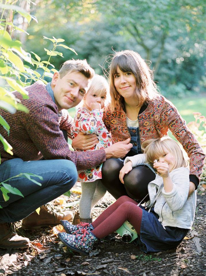 THE MILLS FAMILY - DORSET FAMILY SESSION