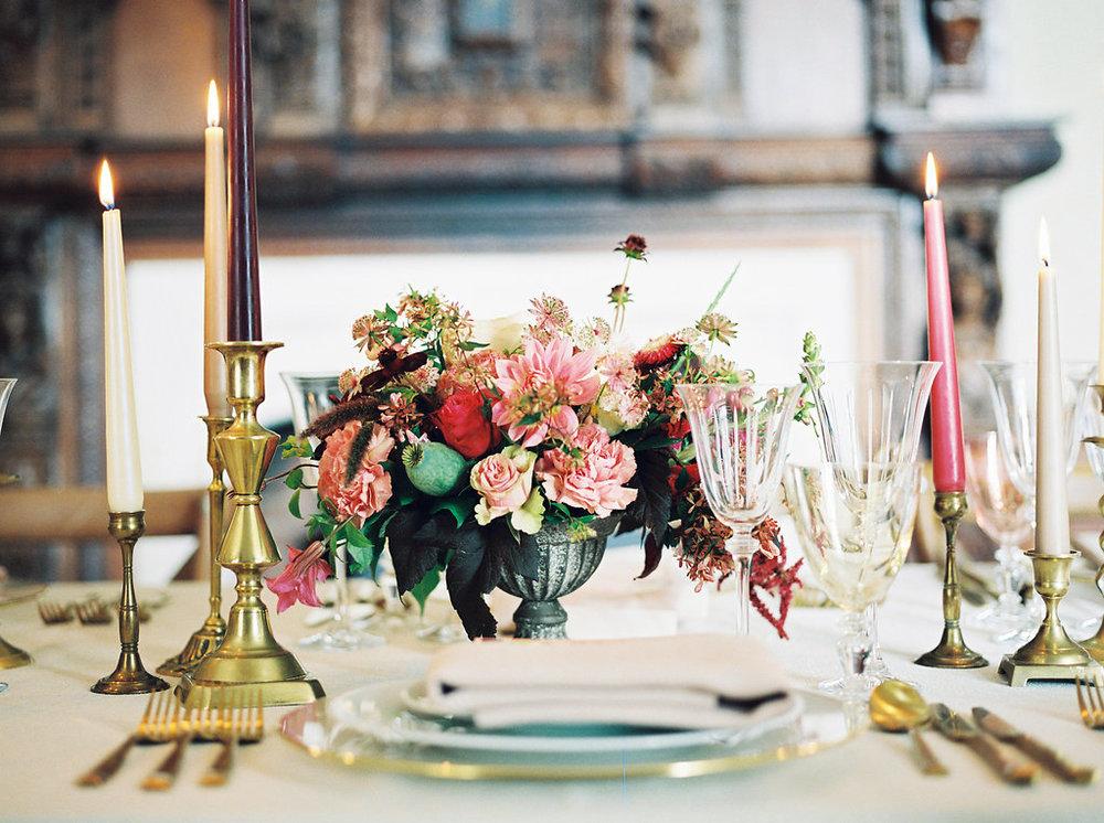 wedding table by imogen xiana
