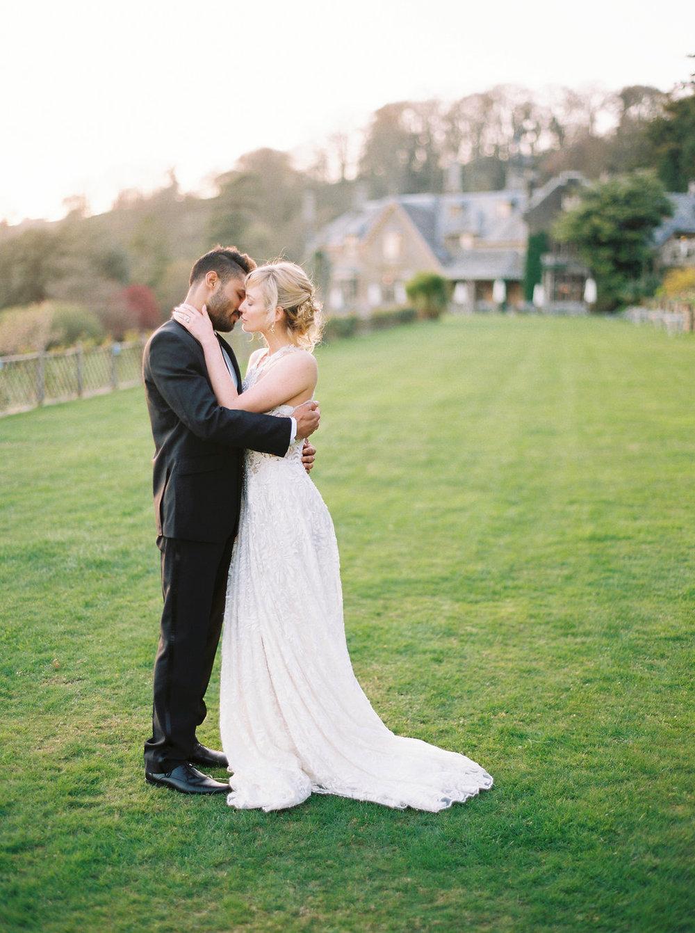 hotel endsleigh wedding photographer