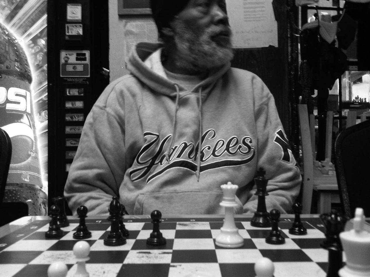 Elton dominates me in chess x3