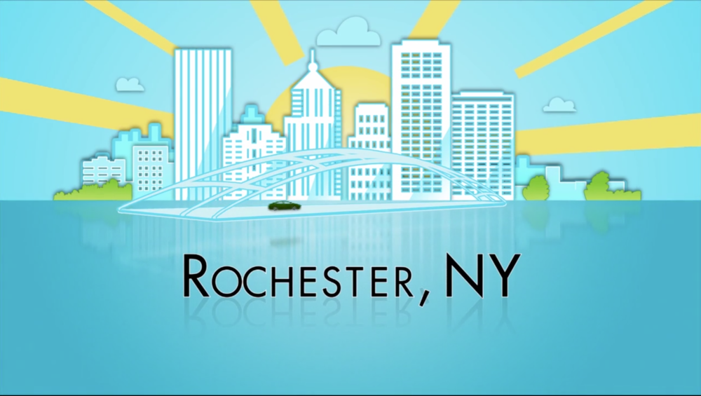 GRE: WHY ROCHESTER