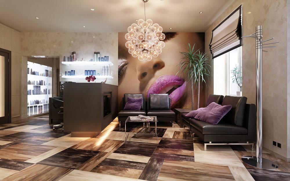 Дизайн интерьеров салонов красоты фото