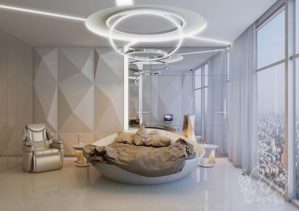 Концепция спальни №2