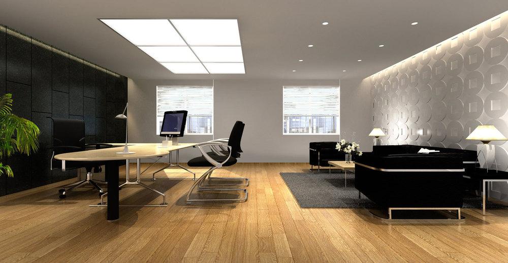Идеальное офисное помещение
