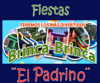 "Party Rental ""El Padrino"""