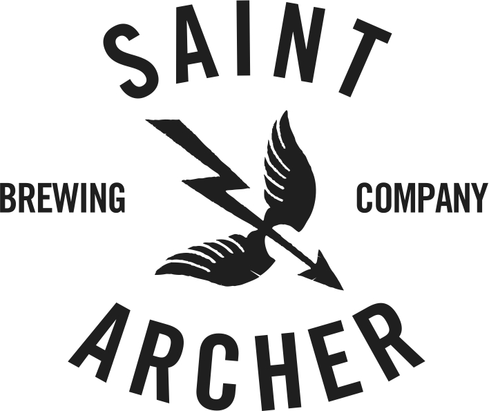 "Saint Archer Brewing Company - San Diego, CA   ""Saint Archer decided to launch our brand with a Blonde/Kolsch-Style Ale, a Pale Ale, and an IPA because these are 3 styles that we reach for most often. Later we made the addition of the White Ale, which won gold at The Great American Beer Festival in 2014. It has proven itself as the perfect addition. These styles best represent our goal of creating beers that are flavorful, approachable, and that appeal to the wide range of palettes among today's beer drinkers."""
