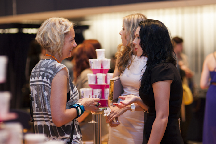 University of Derby Graduate Fashion Show VIP Area 1.jpg