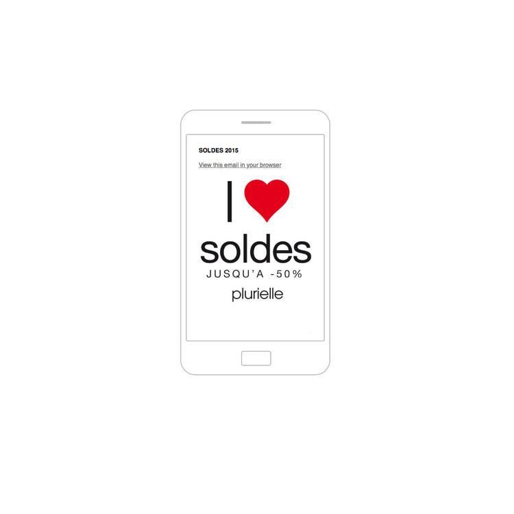 Newsletter SOLDES
