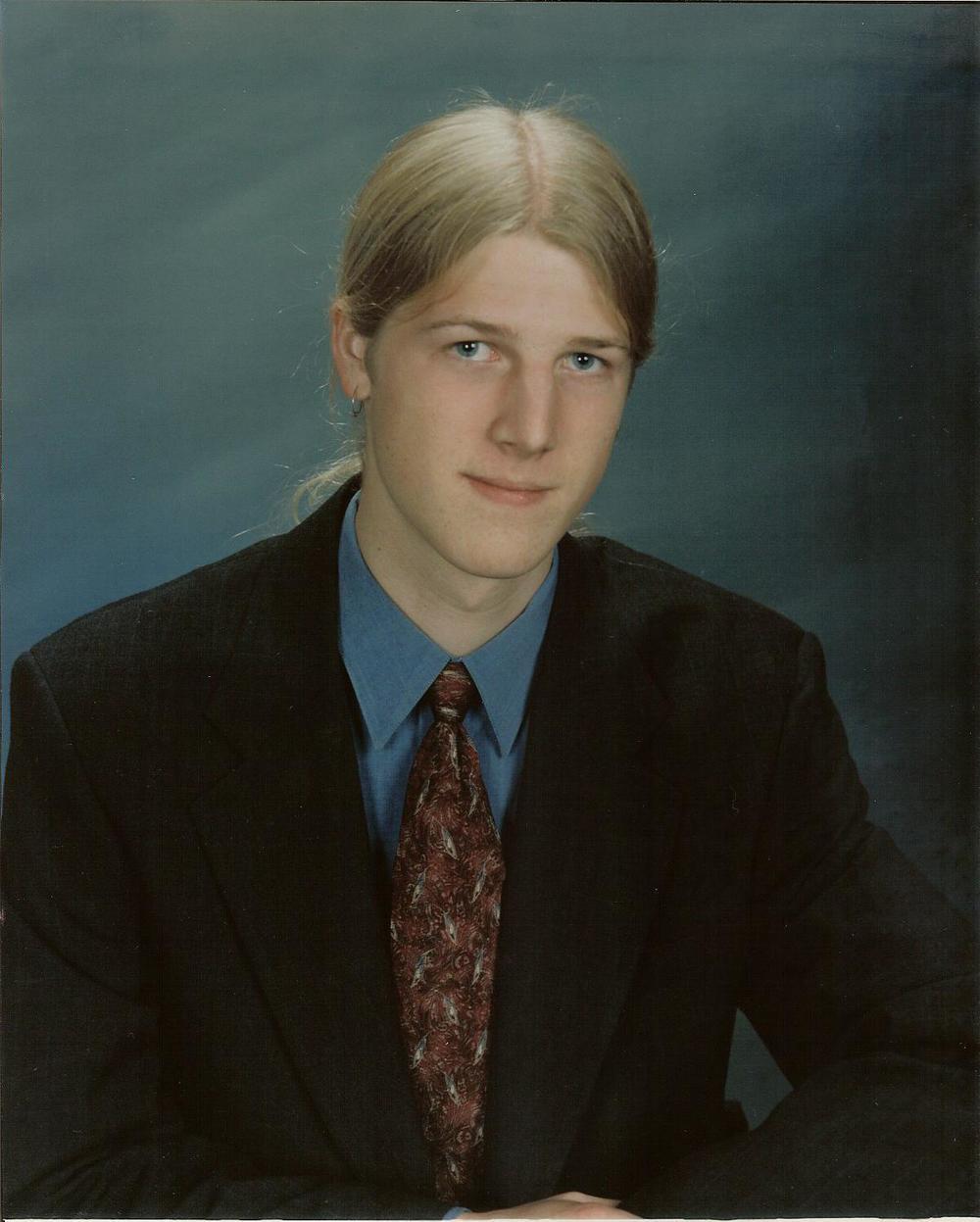 31 Geoff Senior Year 1999.jpg