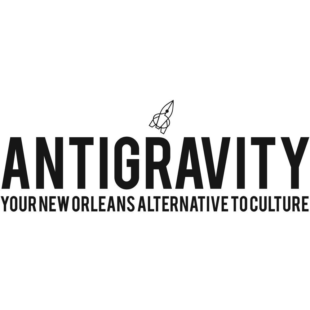 ANTIGRAVITY Magazine    antigravitymagazine.com