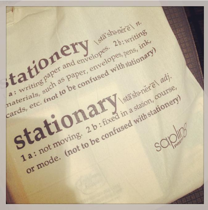 Image: Sapling Press