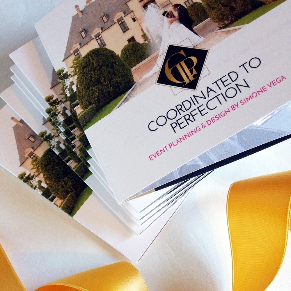 Paper Dreams + Keepsakes | Http://www.paperdreamsllc.com |  Branding Collateral for Coordinated to Perfection