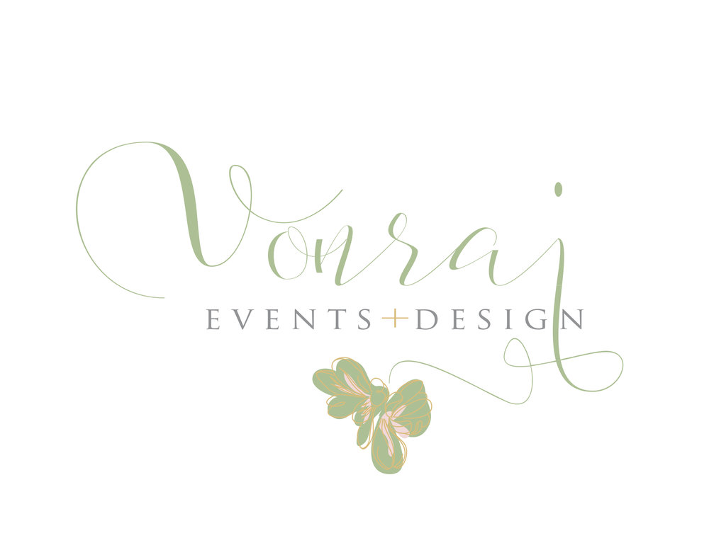 Paper Dreams + Keepsakes | Http://www.paperdreamsllc.com | New York Stationery Designer | Brand Design for Vonrai Events and Design