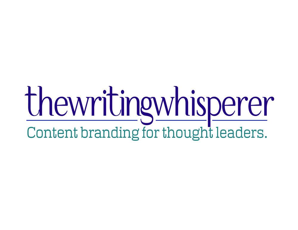 The Writing Whisperer Placeholder