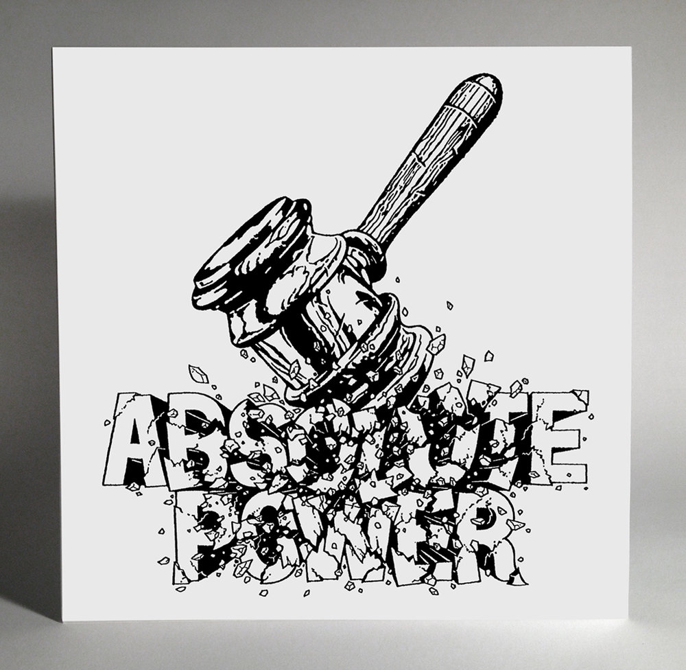 ABSOLUTE POWER LP Cover Front.jpg