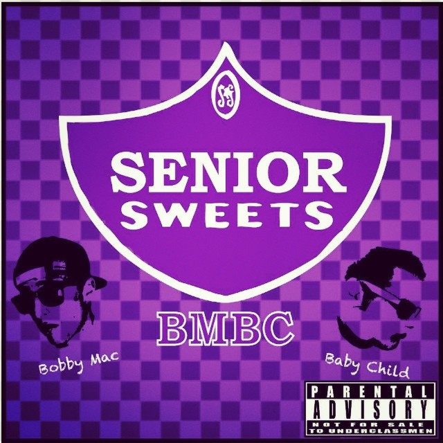 Original Cover made by Bobby Andris for Senior Sweets