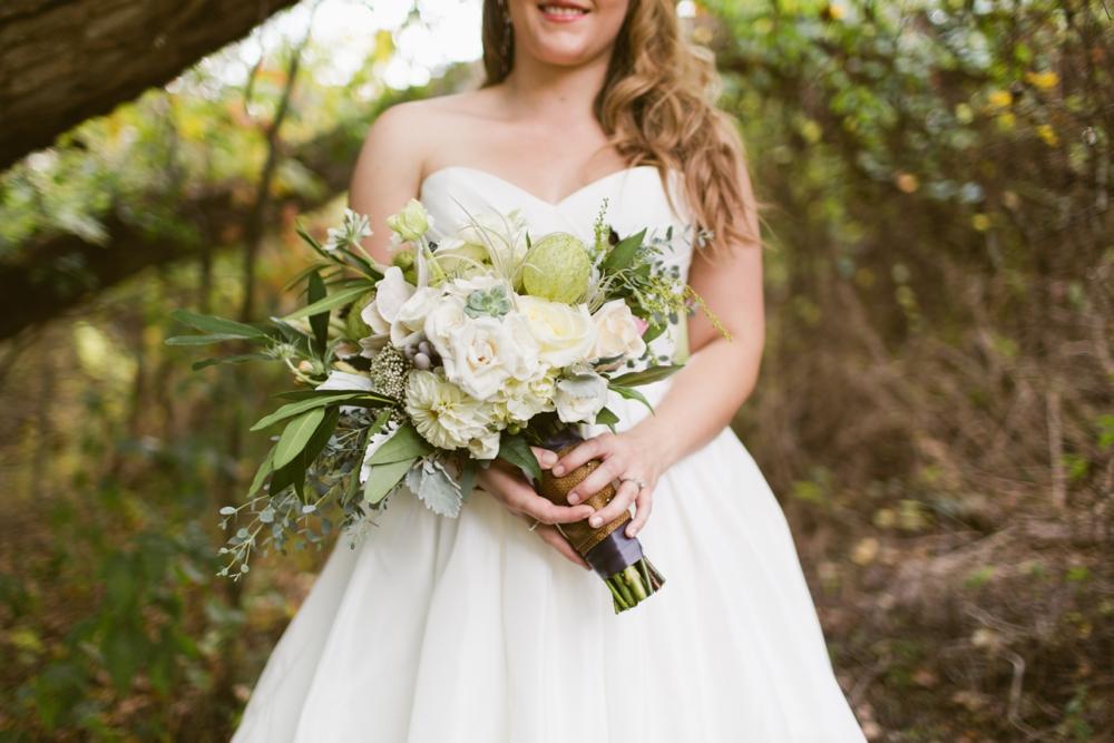 Wedding portraits at Gettysburg Battlefield B&B, Gettysburg PA, Dress: Watters, Hair: Downstreet Salon, Makeup: Texture Salon, Flowers: Splints & Daisies, Wedding Photographers With Love & Embers