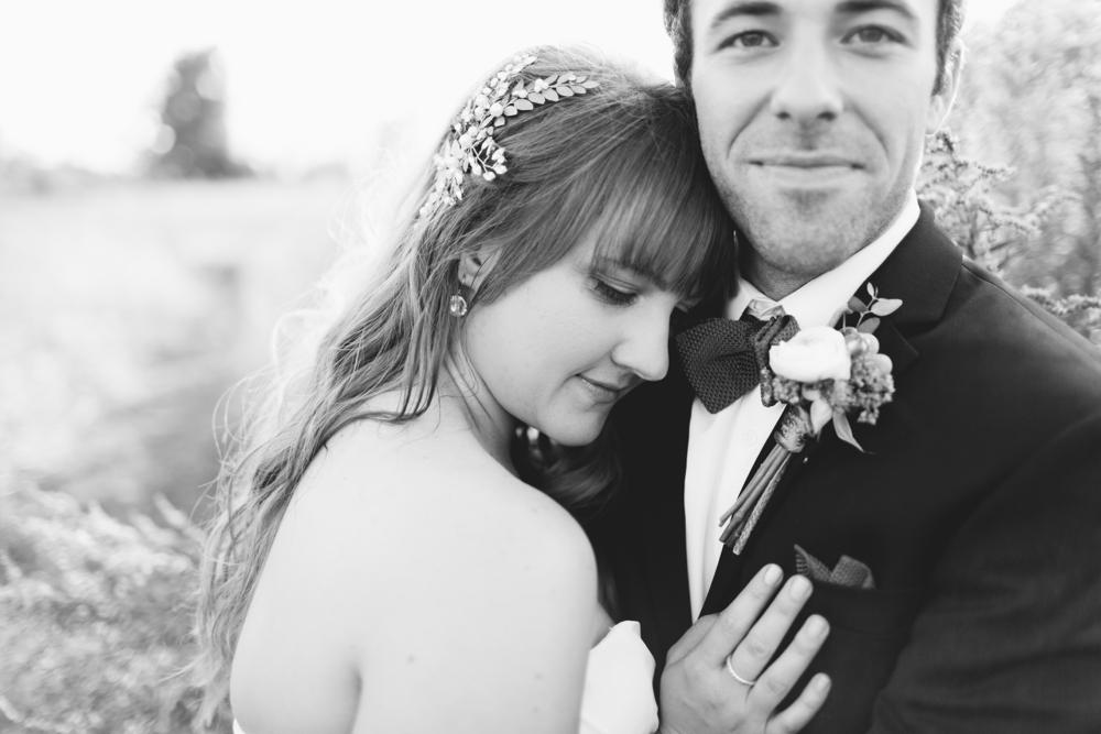Bride & Groom portraits, Gettysburg Battlefield B&B, Gettysburg PA, Dress: Watters, Hair: Downstreet Salon, Makeup: Texture Salon, Flowers: Splints & Daisies, Wedding Photographers With Love & Embers