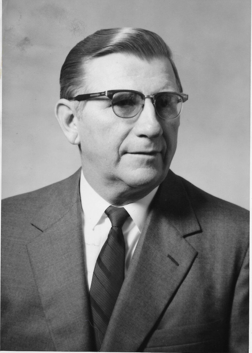 Rev. Alvin Sprecher