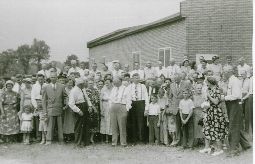 Family Camp 1948