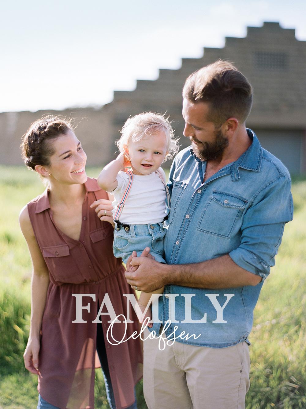 beautiful family portrait pretoria