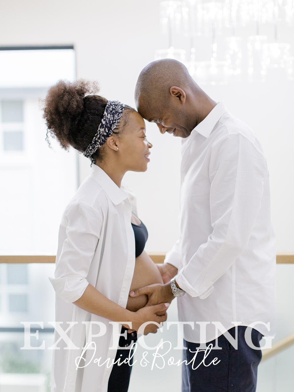 pregnancy family photo shoot
