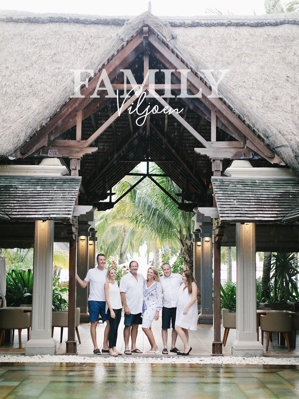 Mauritius family shoot