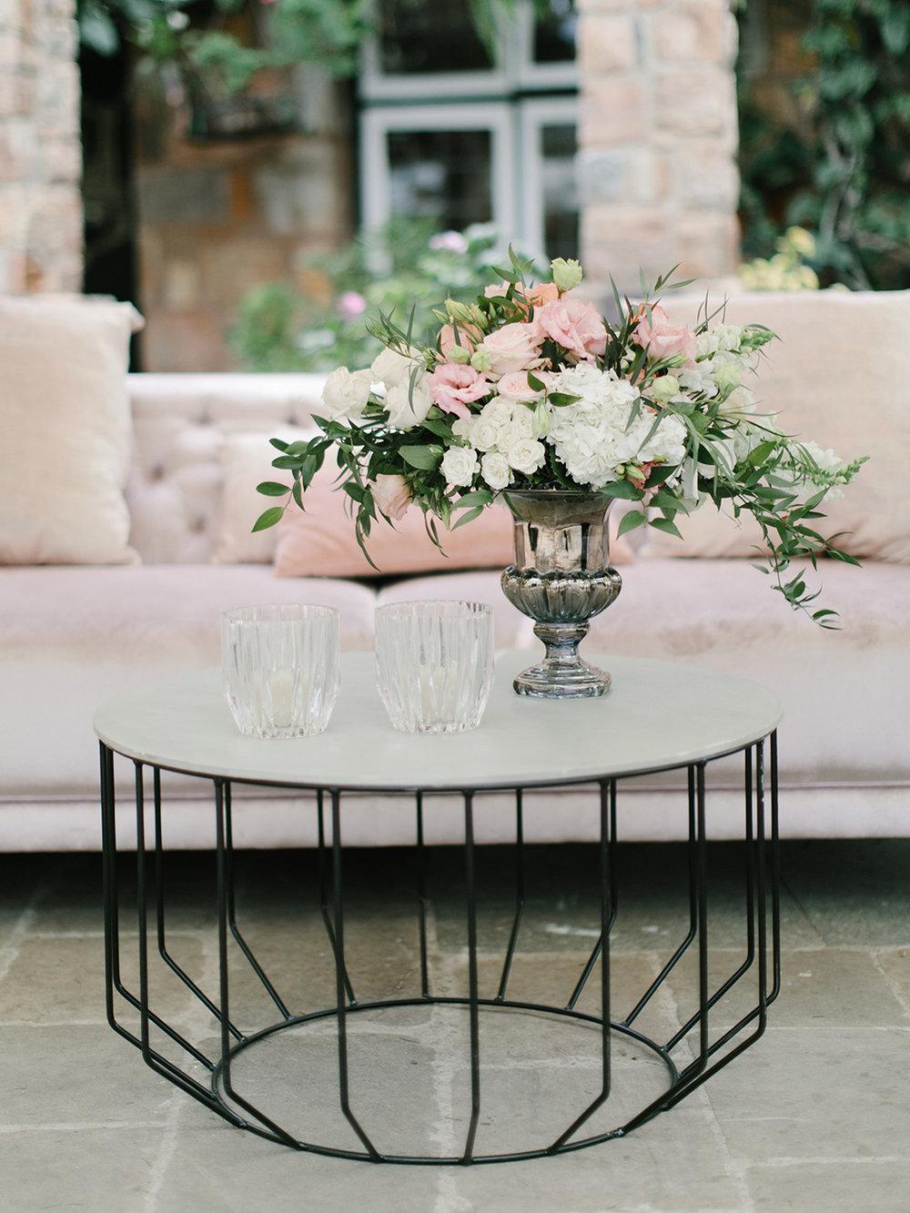 Wedding Canapé setup | Rensche Mari Photography
