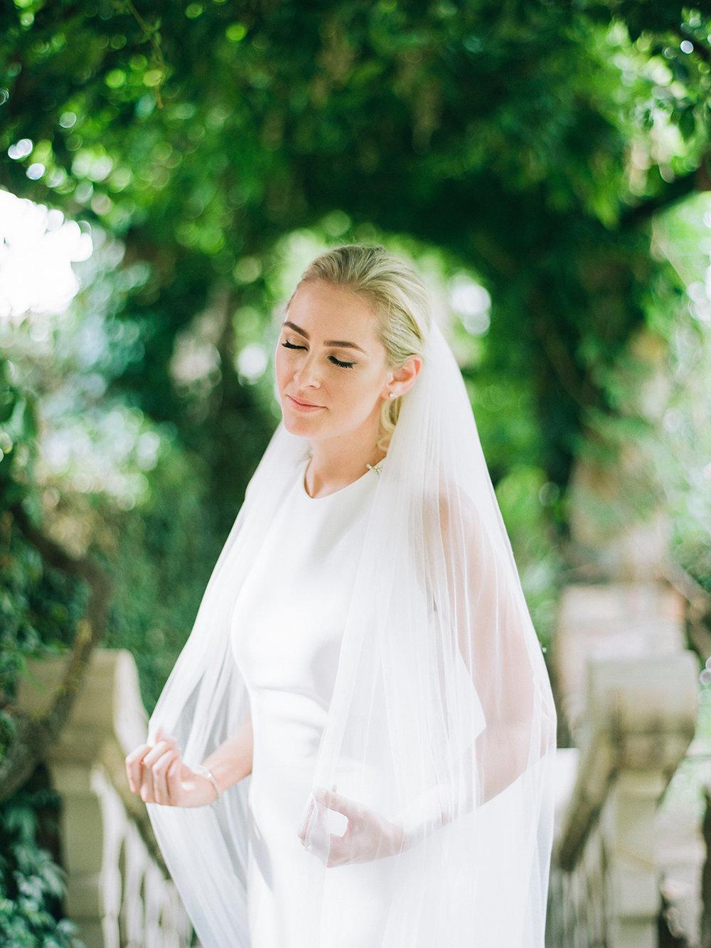 Veiled Bride | Rensche Mari Photography