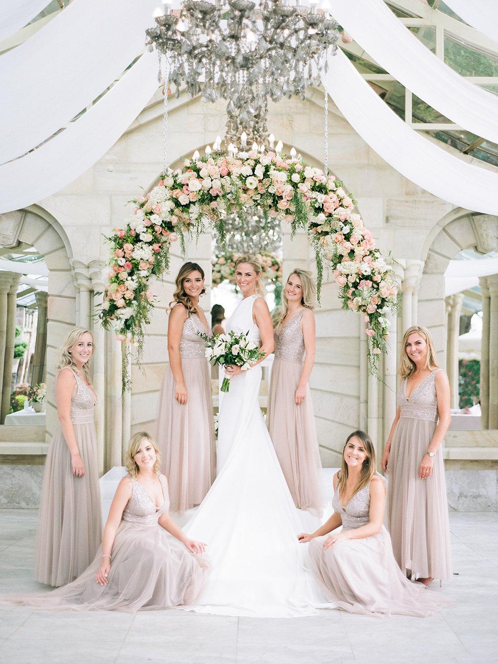Bridal Party | Rensche Mari Photography
