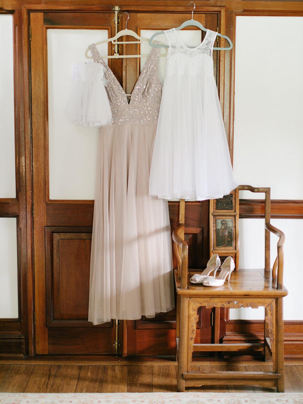 Wedding Attire | Rensche Mari Photography