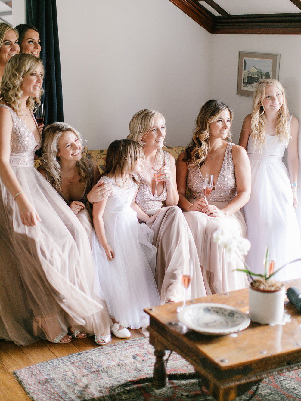 Bridesmaids | Rensche Mari Photography