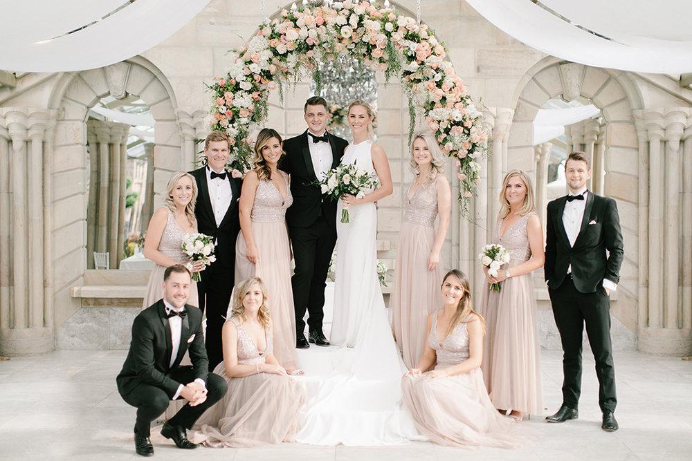 Wedding Party | Rensche Mari Photography