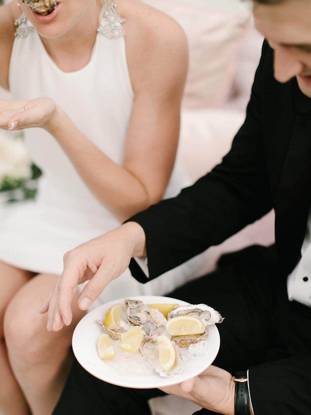 Wedding Canapé | Rensche Mari Photography