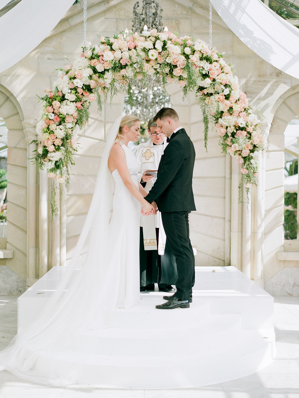 Wedding Ceremony | Rensche Mari Photography