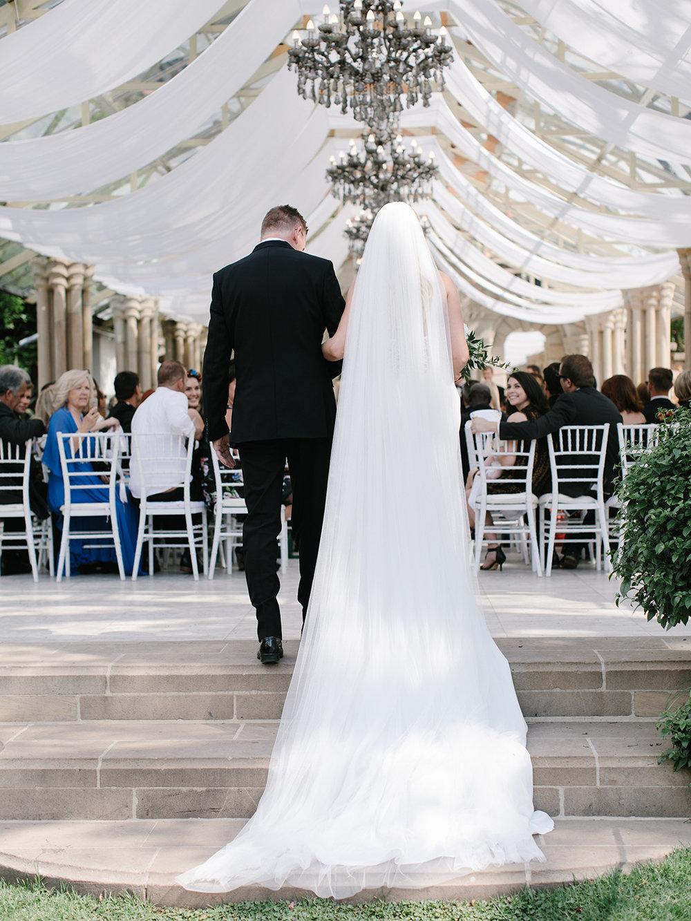 Here comes the Bride | Rensche Mari Photography