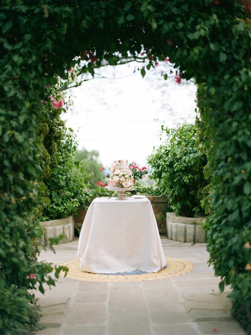 Wedding Cake | Rensche Mari Photography