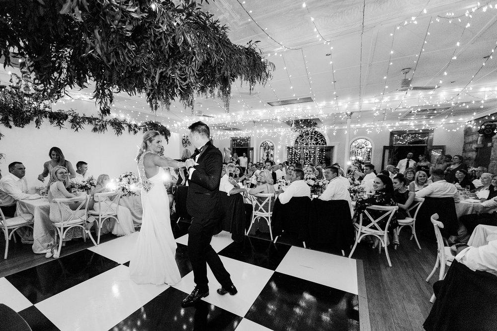 Wedding Dance | Rensche Mari Photography