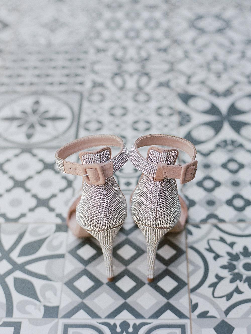 Bridal Shoes | Rensche Mari Photography