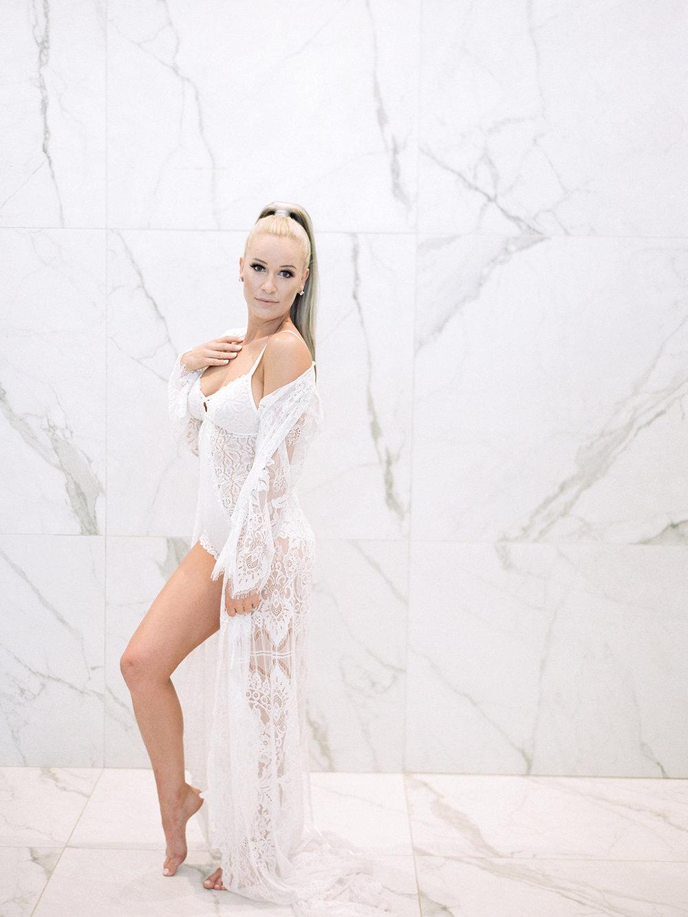 Bride Boudoir | Rensche Mari Photography