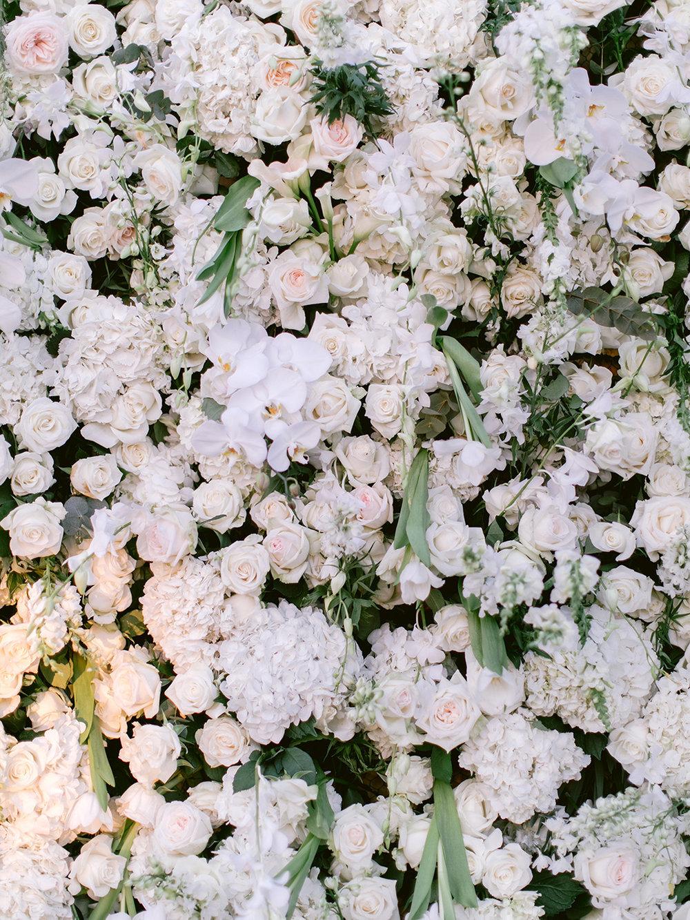Flower Wall | Rensche Mari Photography