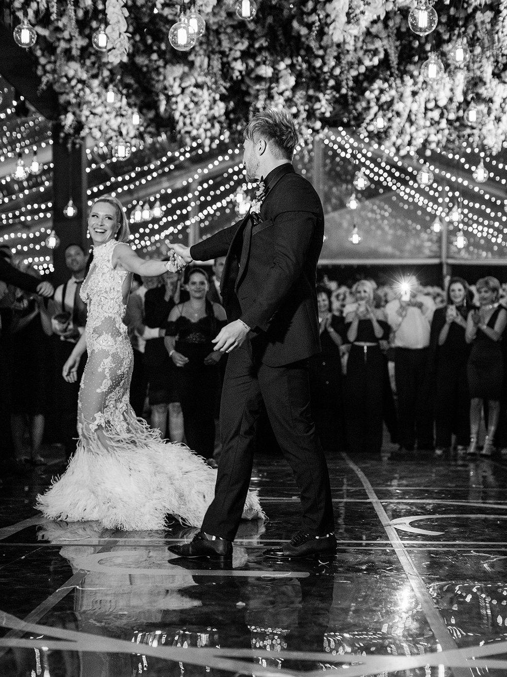 Couple Entrance | Rensche Mari Photography
