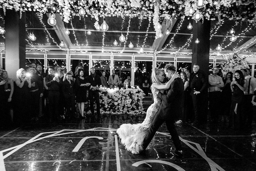 First Dance | Rensche Mari Photography