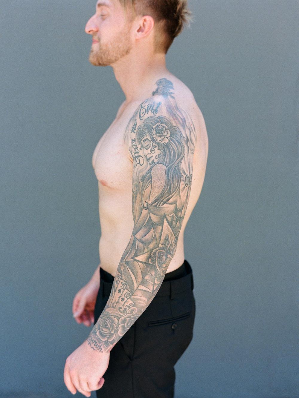 Tattoo | Rensche Mari Photography