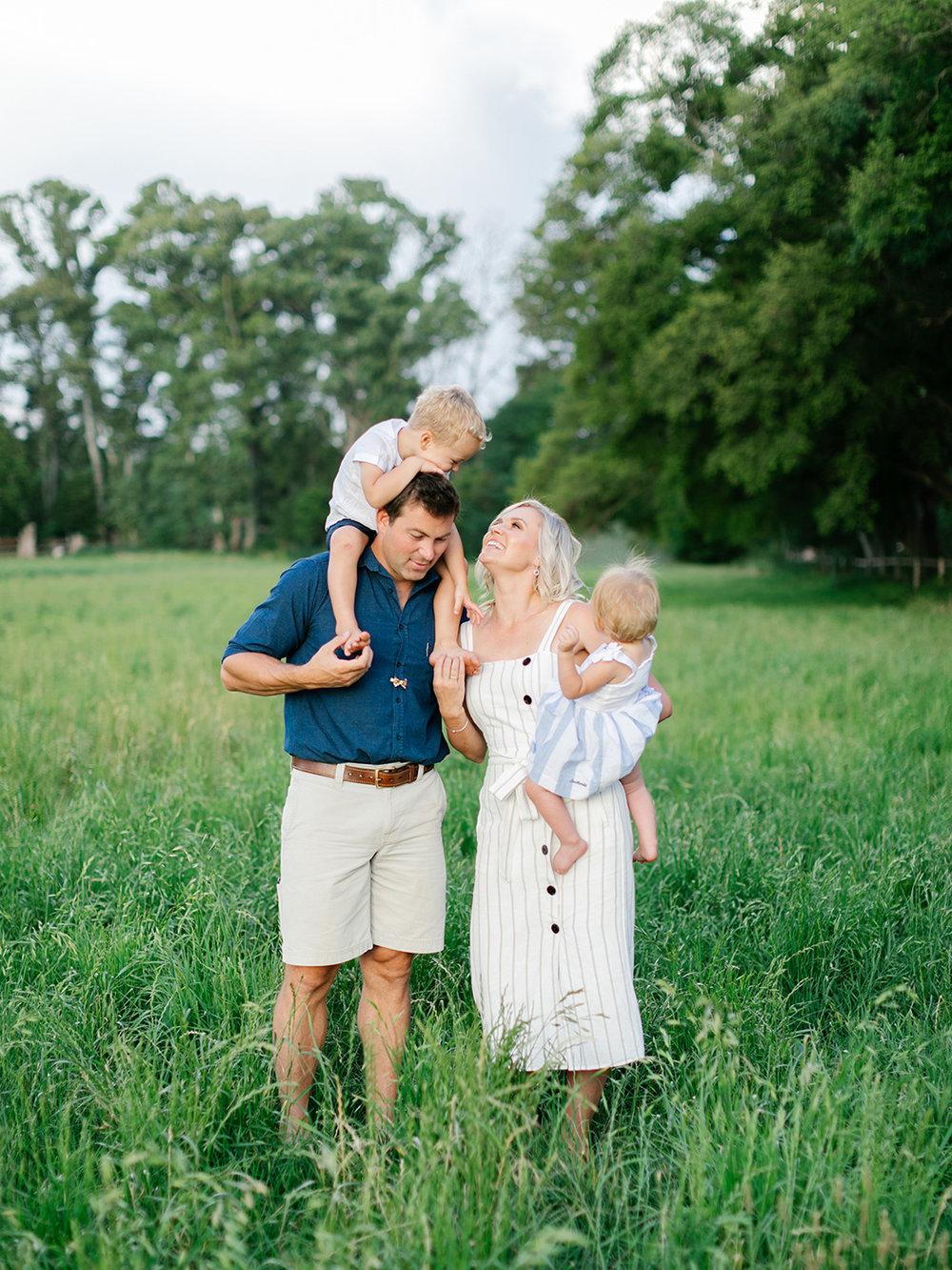 Irene Dairy Farm Family Shoot | Rensche Mari Photography