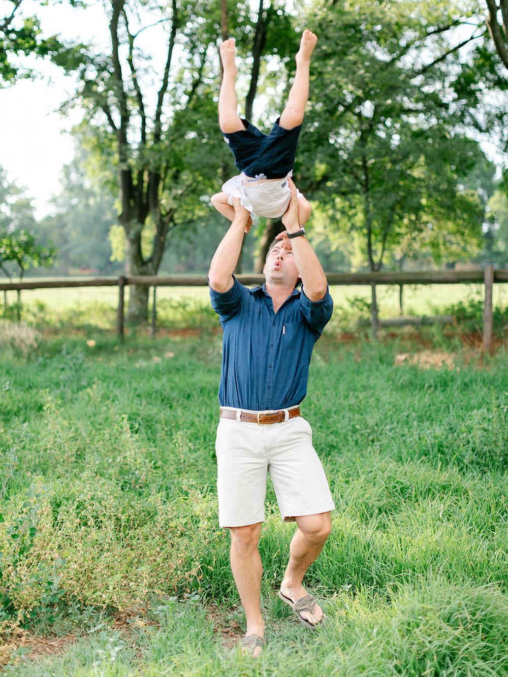 Father & Son | Rensche Mari Photography