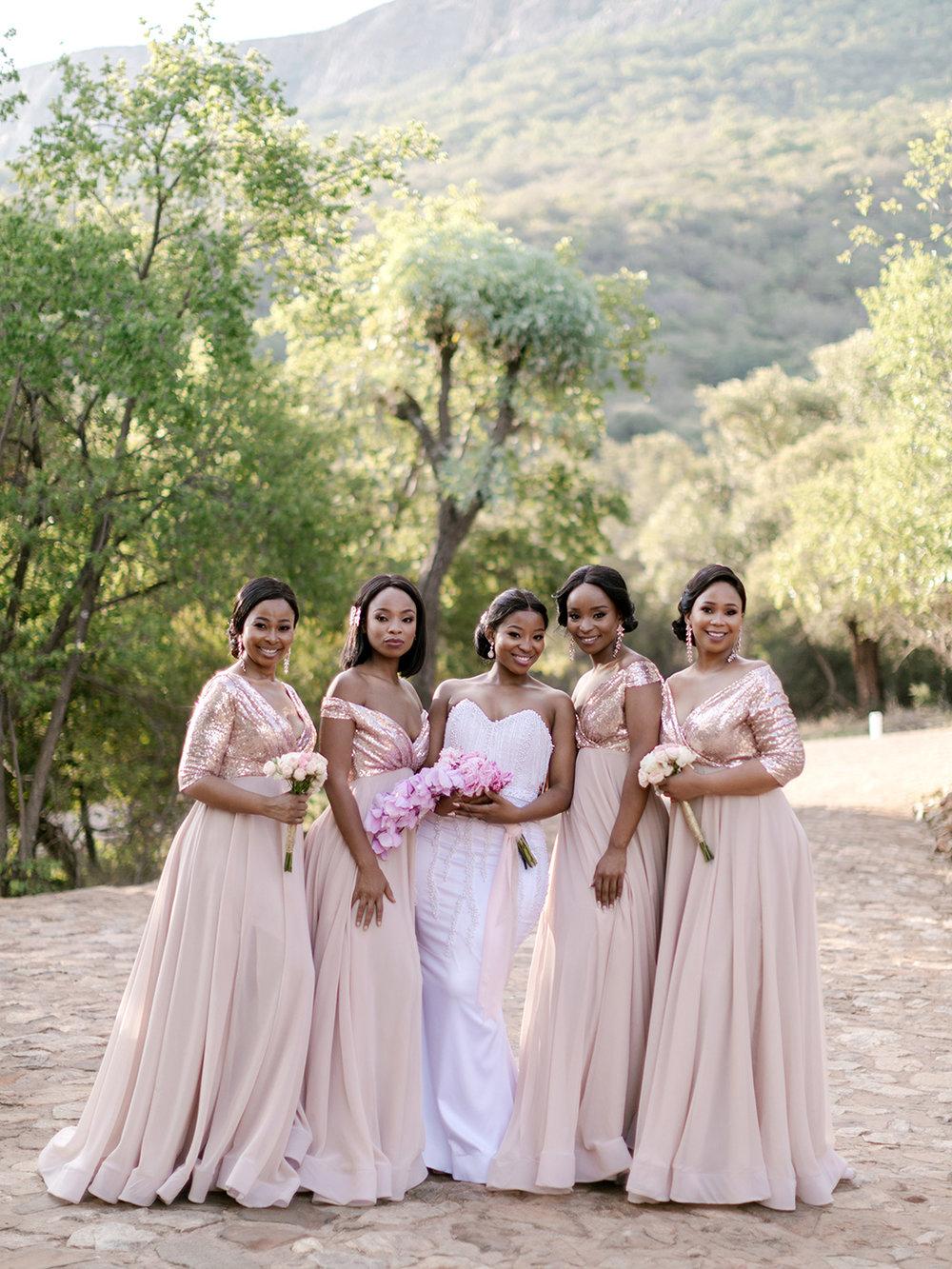 Bridal Party   Rensche Mari Photography