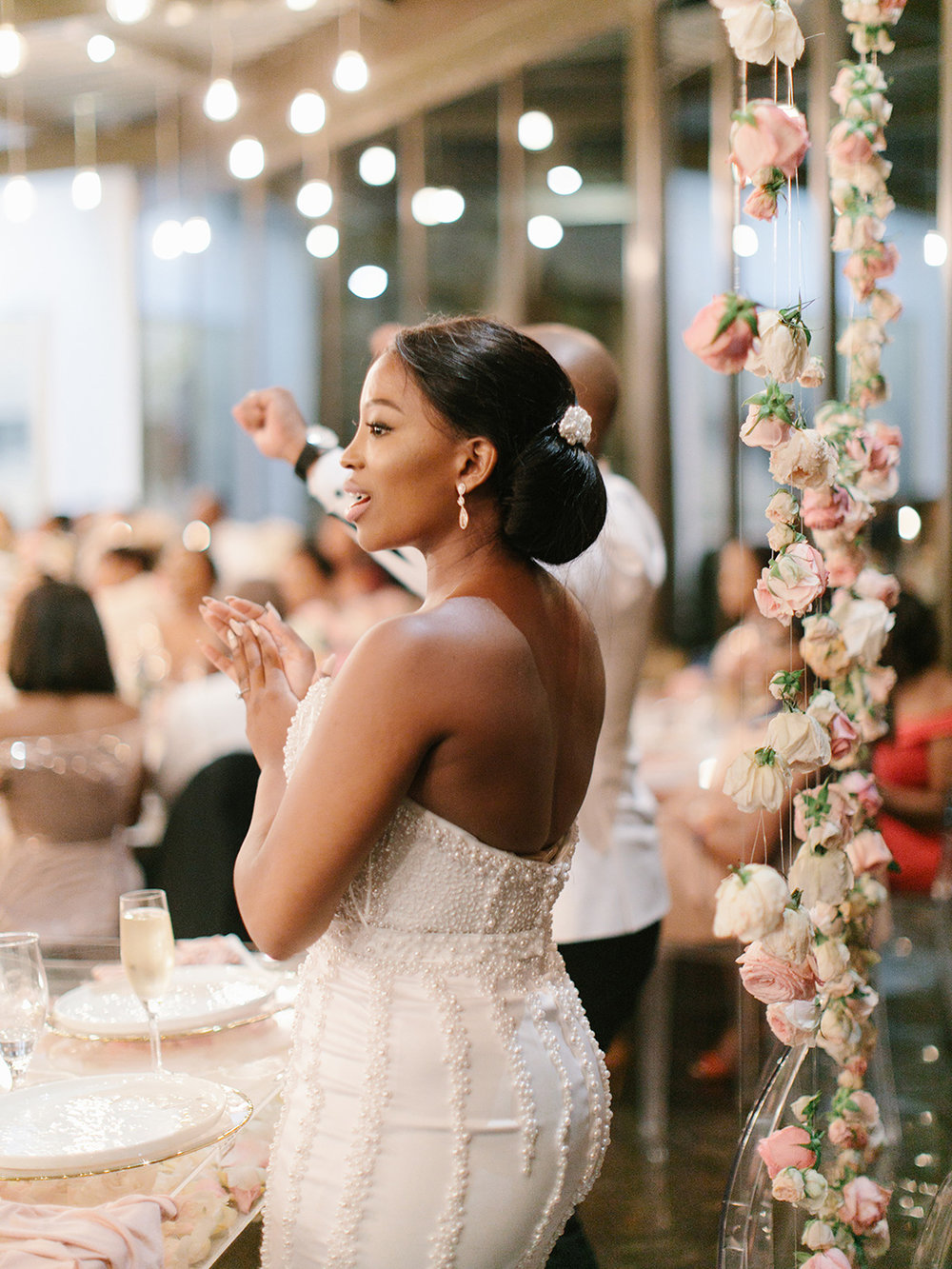 Wedding Reception   Rensche Mari Photography